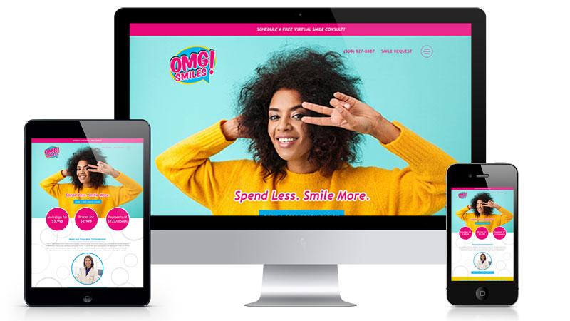 Custom Dental Websites