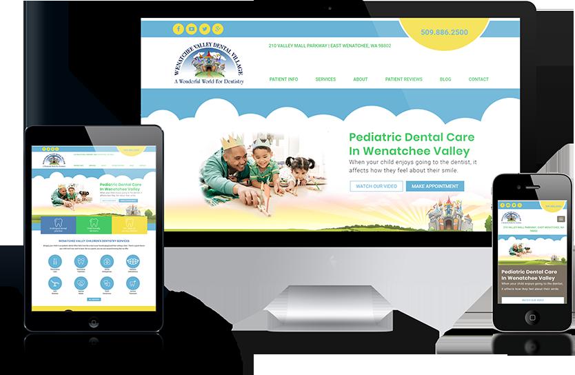 Wenatchee Valley Dental Marketing Agency results
