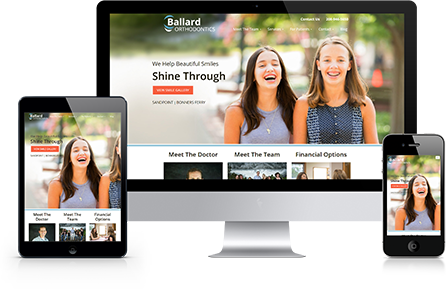 Ballard Orthodontics Marketing Results