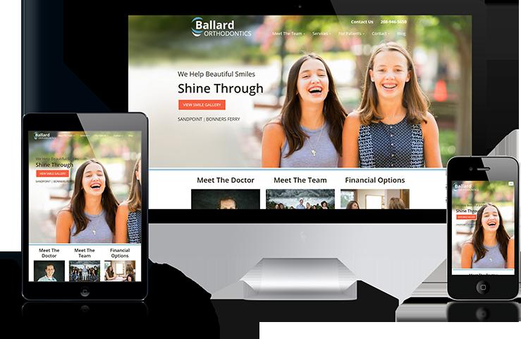 Ballard Ortho Marketing Efforts