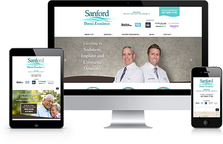 Sanford Dental - Grow My Dental Practice