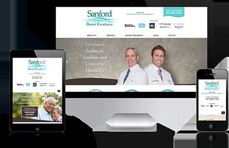 Sanford Dental - Grow My Dental Practice