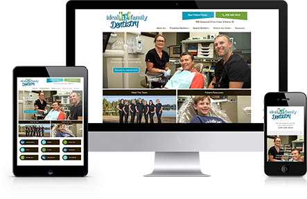 Ideal Family Dentistry Dental Software example