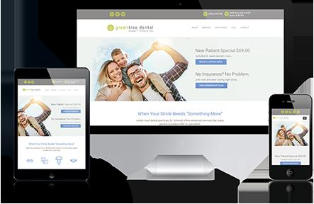 Green Tree Dental Software example