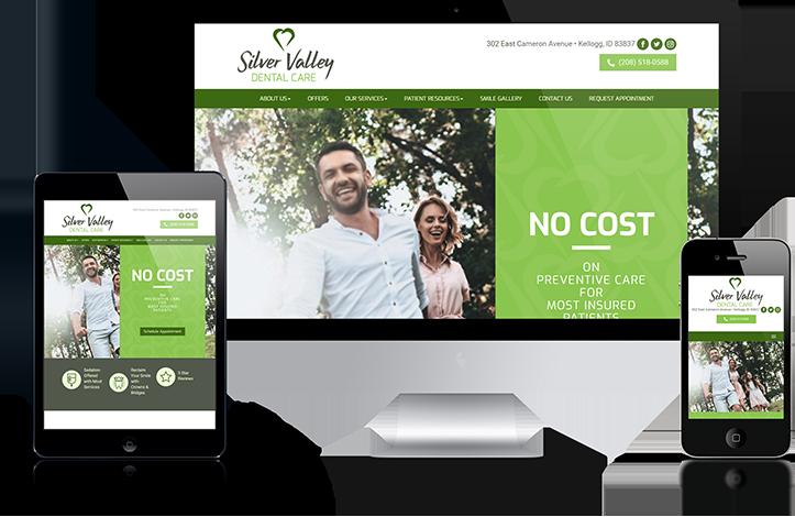 Silver Valley Dental Marketing Agency Results