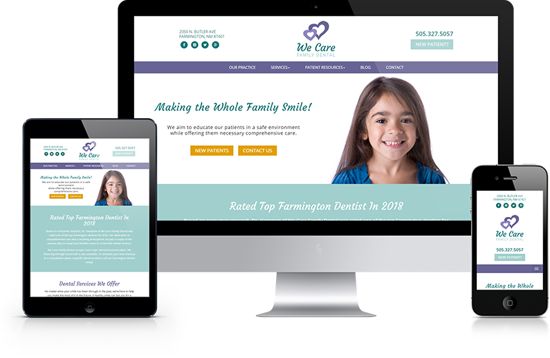 Dental Office Marketing Results in New Mexico