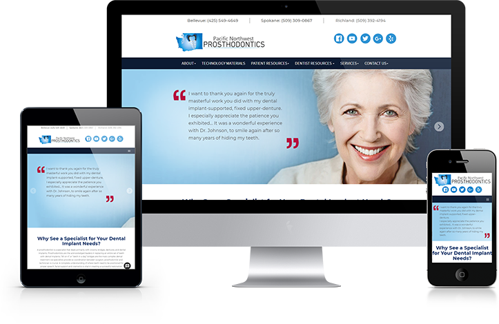Dental Office Marketing Results in Washington